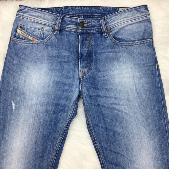 3a5226e5 Diesel Other - DIESEL Waykee Straight Button Fly Jeans 32x32